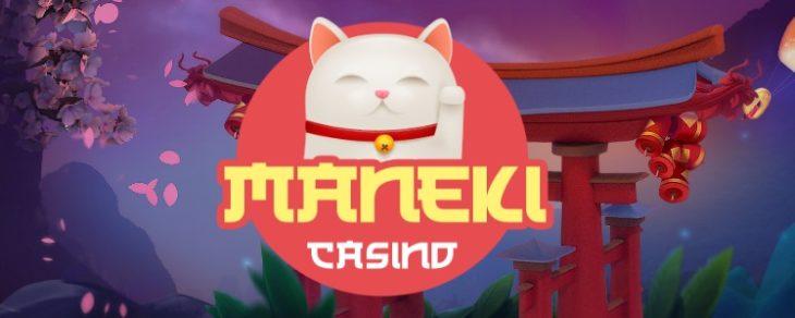 Aantrekkelijke bonussen bij het Maneki casino
