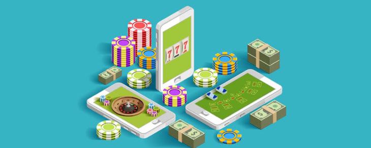 Spelen met meerdere accounts bij een online goksite