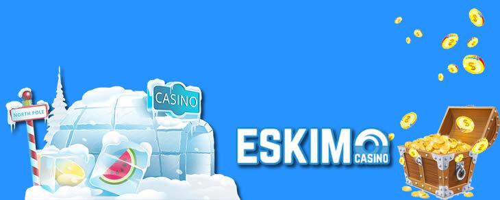 De geweldige bonusvoorwaarden bij het Eskimo casino