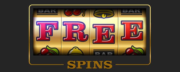 Free spins bij registratie